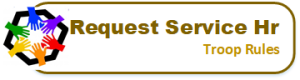 request service hours